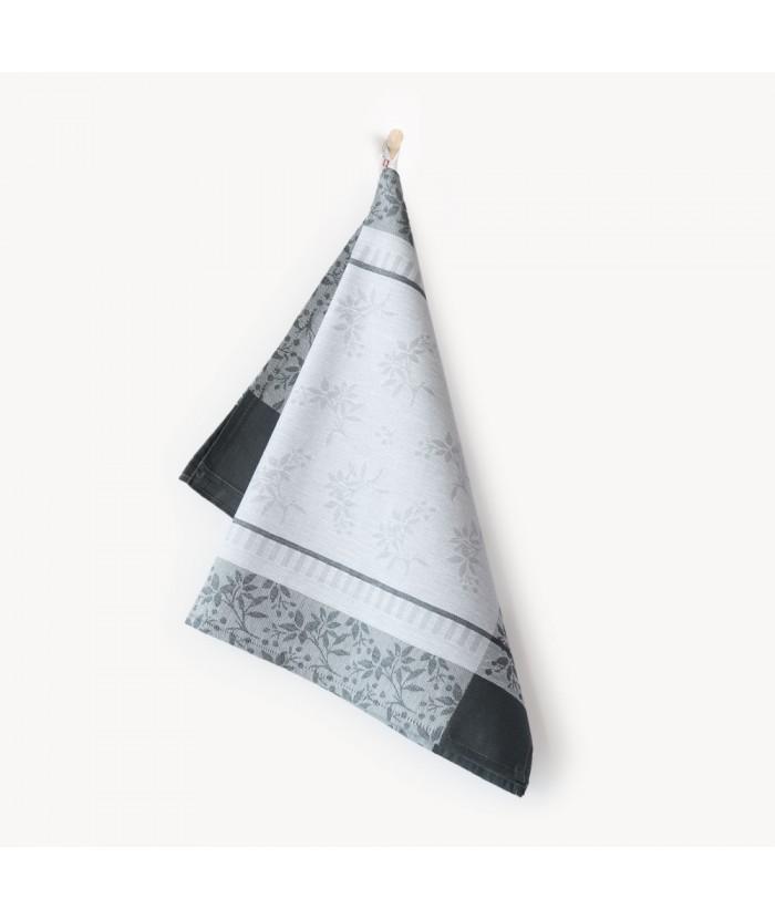 Ścierka Zwoltex Jarzębina bawełna 50x70 szara
