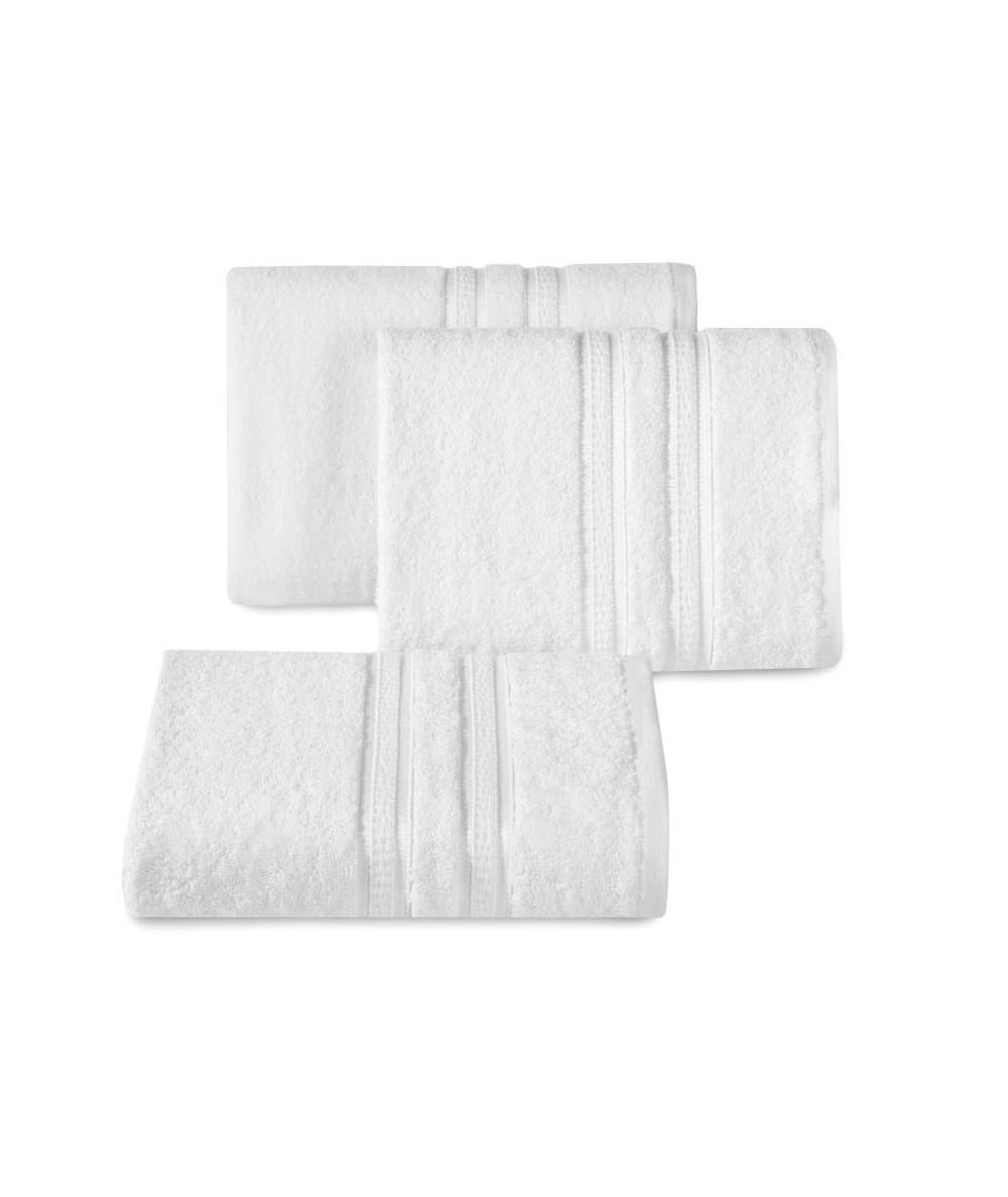 Ręcznik bambus Mila 70x140 biały