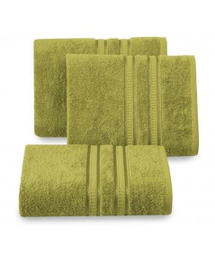 Ręcznik bambus Mila 50x90 oliwkowy