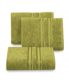 Ręcznik bambus Mila 70x140 oliwkowy