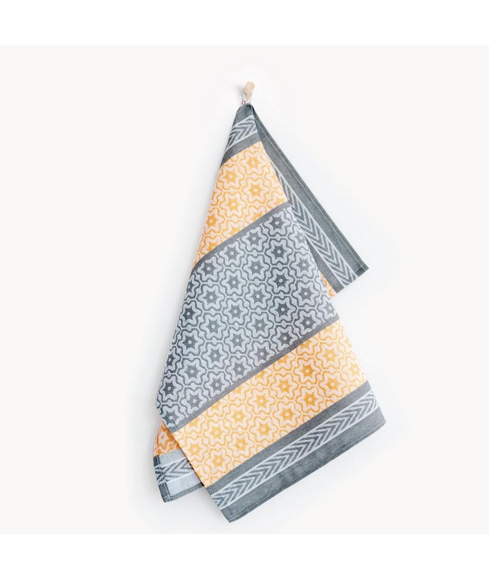 Ścierka Zwoltex Marsala bawełna 50x70 żółta