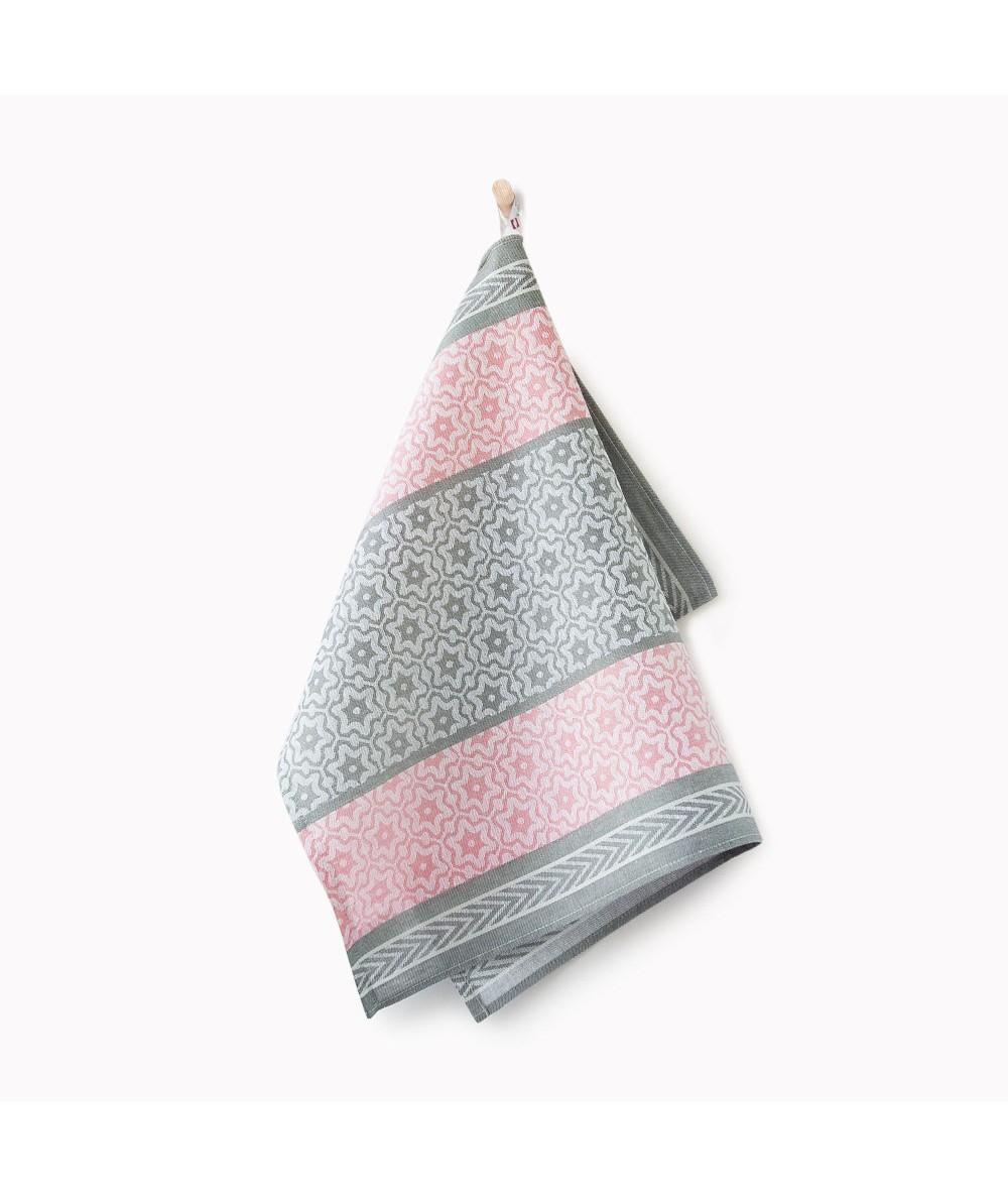 Ścierka Zwoltex Marsala bawełna 50x70 różowa