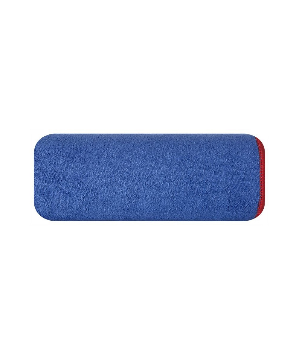 Ręcznik mikrofibra Iga 80x160 granatowy