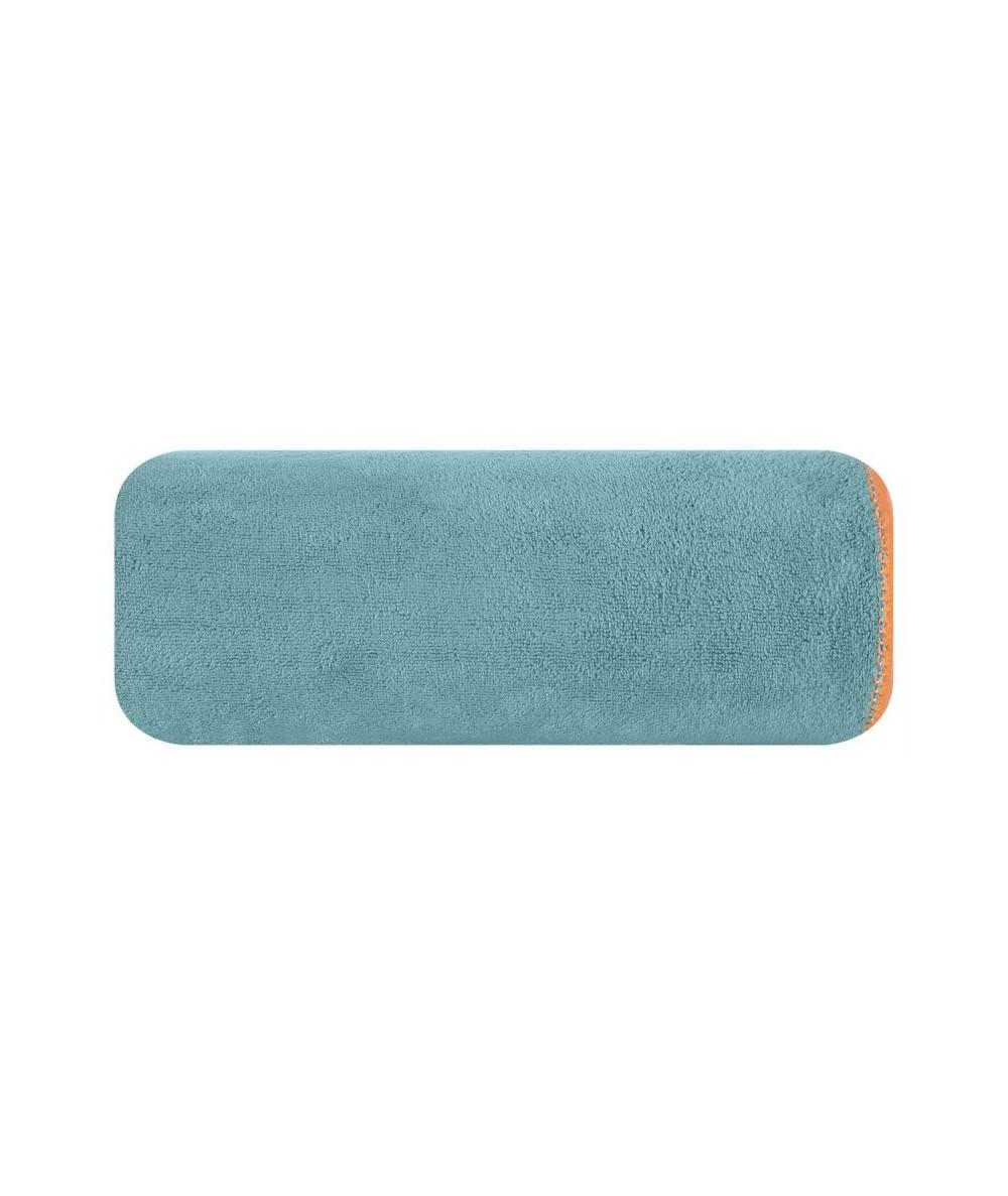 Ręcznik mikrofibra Iga 80x160 turkusowy