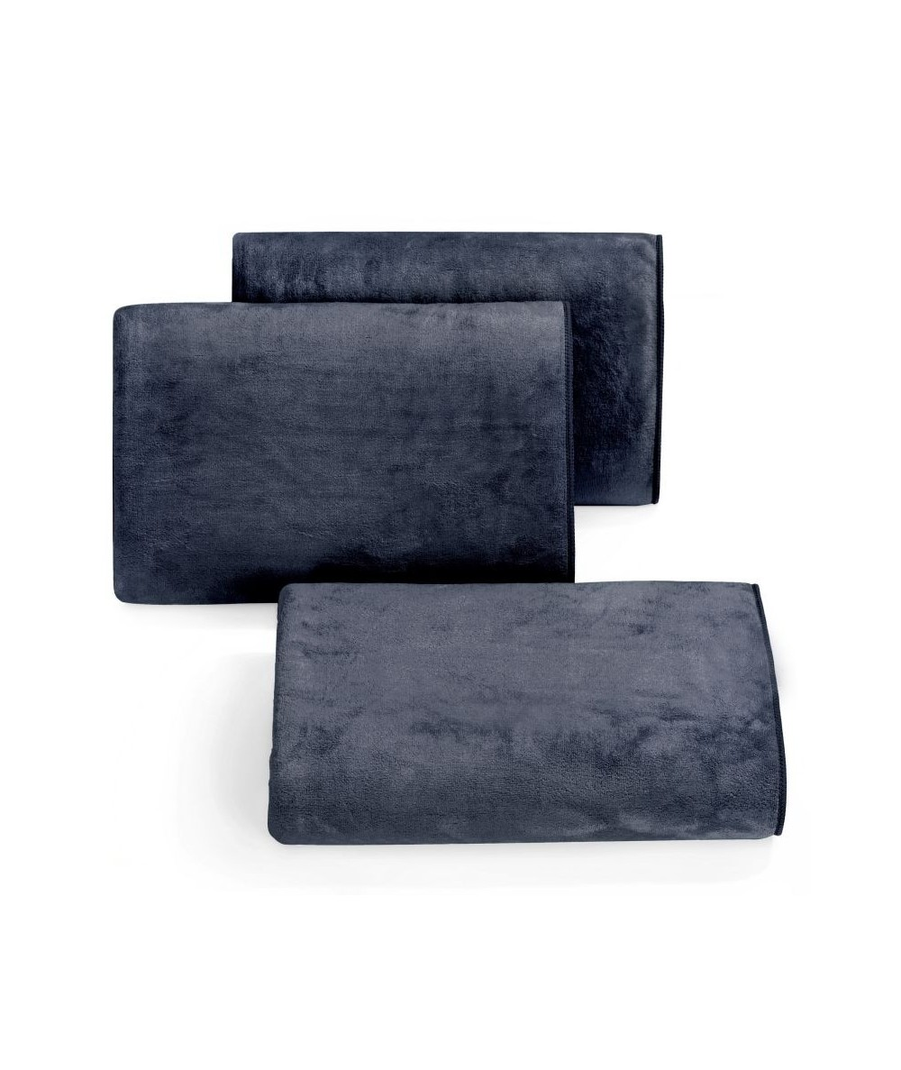 Ręcznik mikrofibra Amy 50x90 czarny