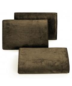 Ręcznik mikrofibra Amy 50x90 brązowy
