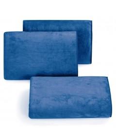 Ręcznik mikrofibra Amy 70x140 granatowy