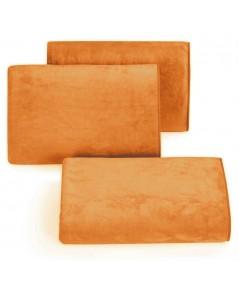 Ręcznik mikrofibra Amy 30x30 jasnopomarańczowy