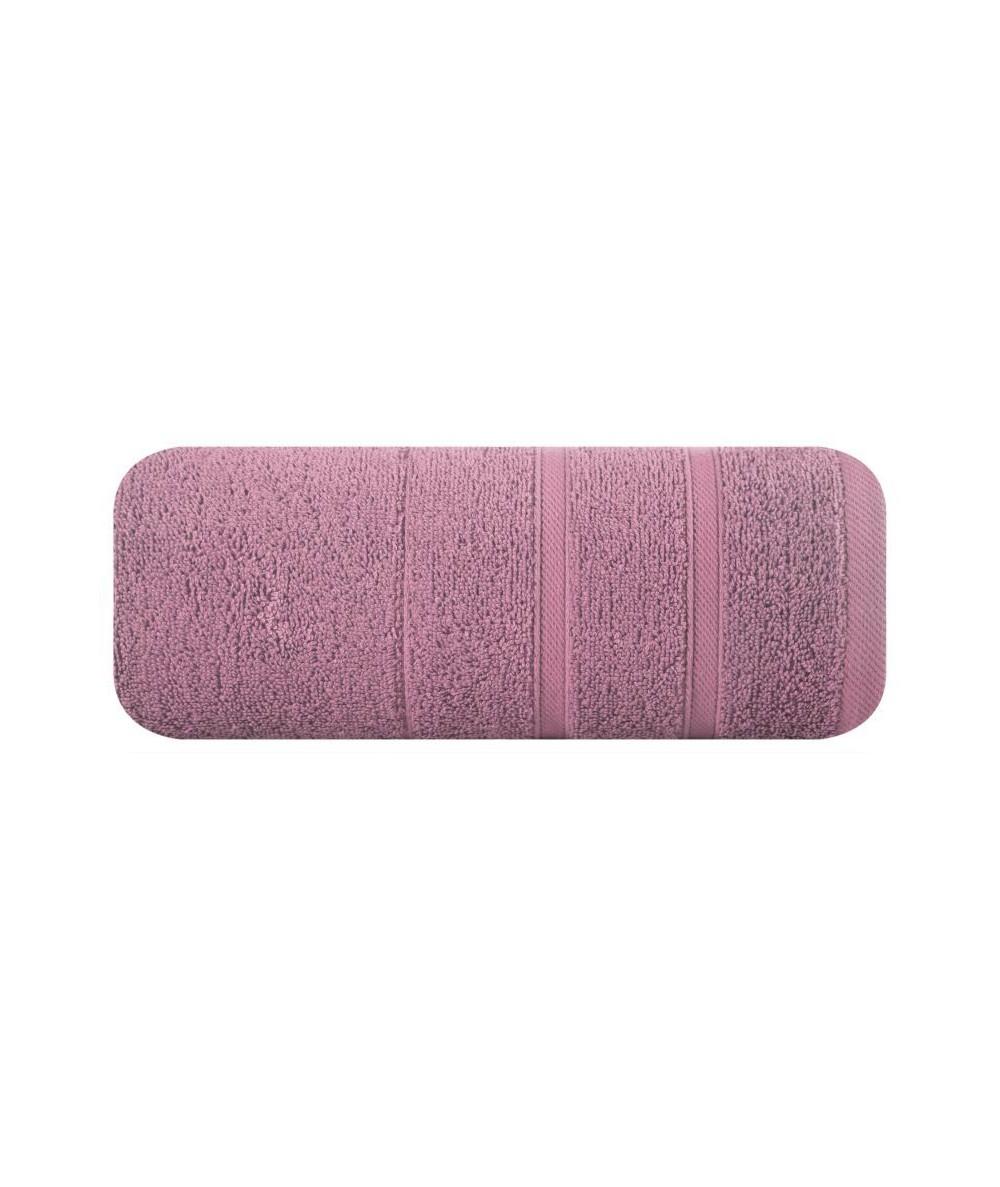 Ręcznik bawełna Koli 70x140 ciemnoróżowy