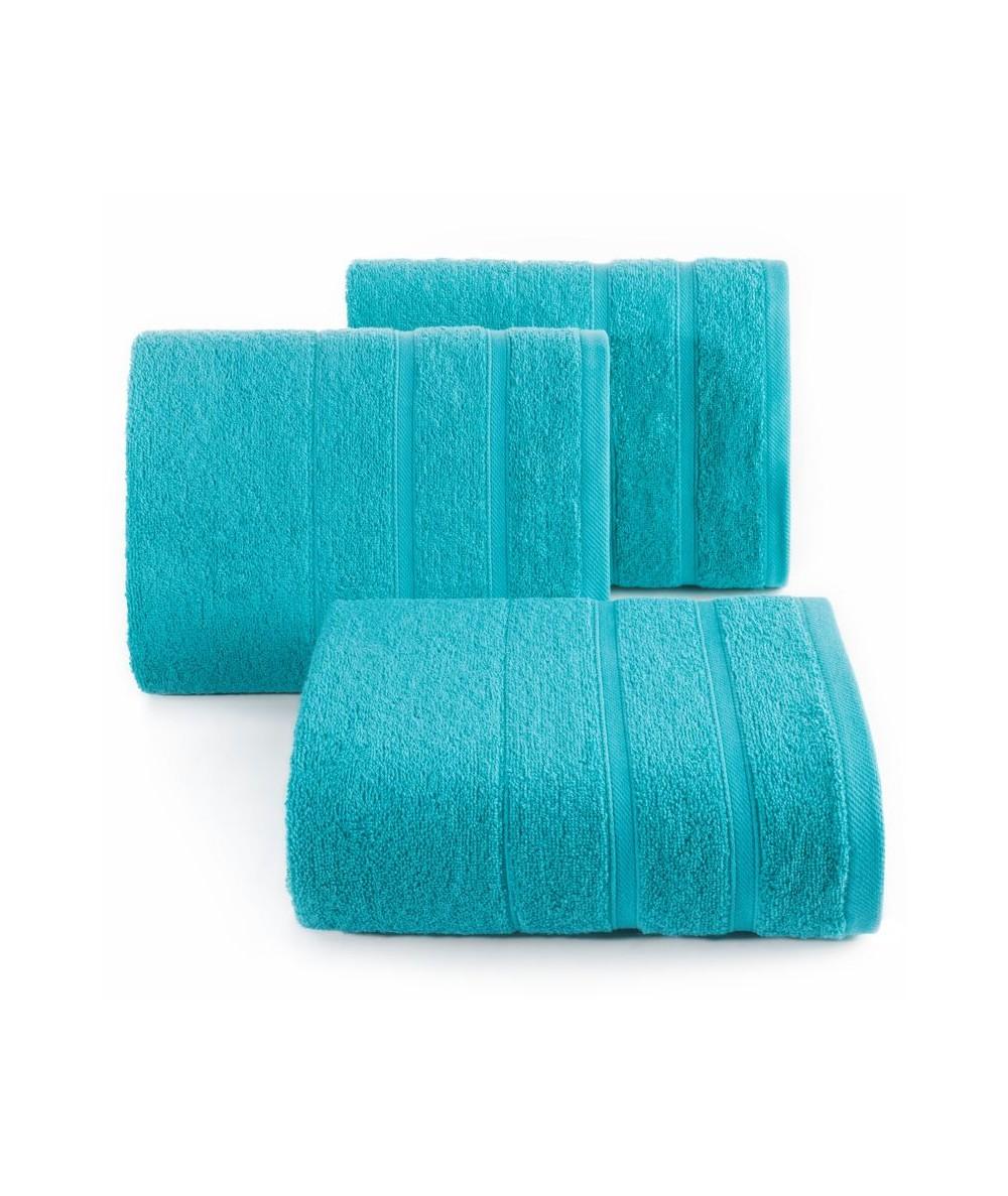 Ręcznik bawełna Koli 70x140 jasnoturkusowy