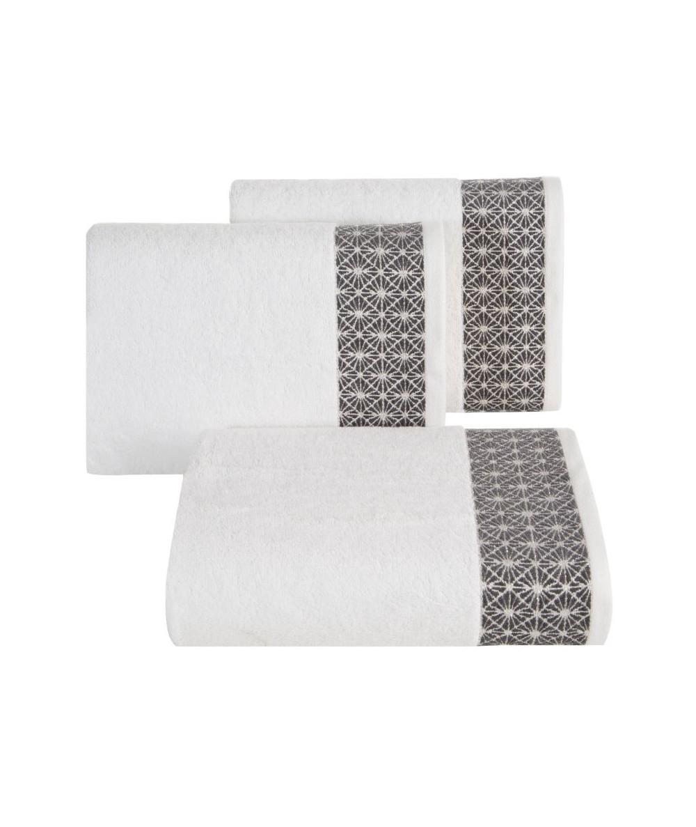 Ręcznik bawełna Brenda 50x90 biały