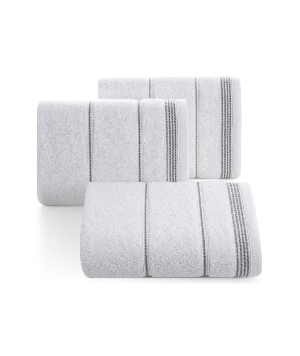 Ręcznik bawełna Mira 50x90 biały