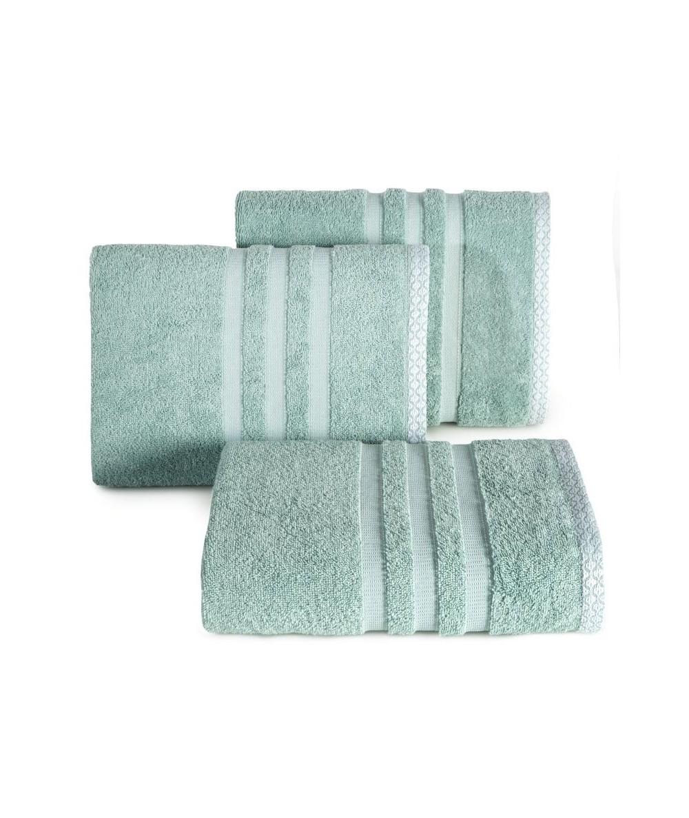 Ręcznik bawełna Alan 70x140 miętowy