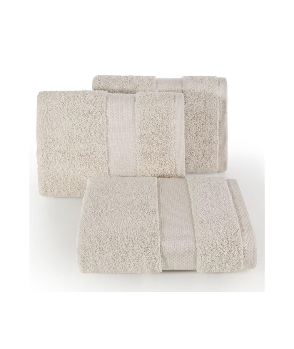 Ręcznik bawełna Kali 70x140 beżowy