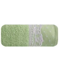 Ręcznik bawełna Mia 50x90 miętowy