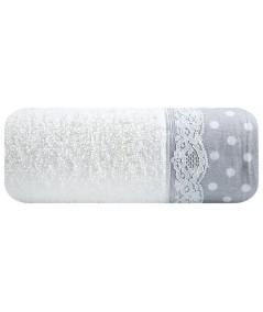 Ręcznik bawełna Sofia II 70x140 kremowy
