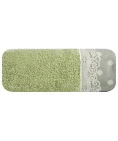 Ręcznik bawełna Sofia II 50x90 miętowy