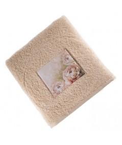 Ręcznik bawełna Ella 70x140 morelowy