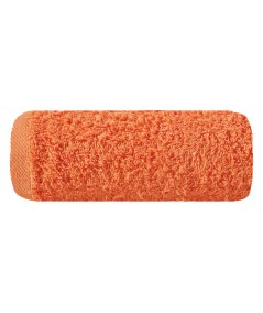 Ręcznik bawełna Gładki II 50x90 pomarańczowy