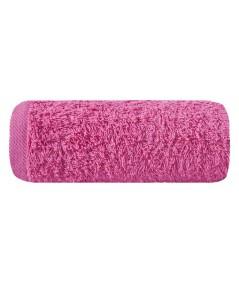 Ręcznik bawełna Gładki II 50x90 różowy