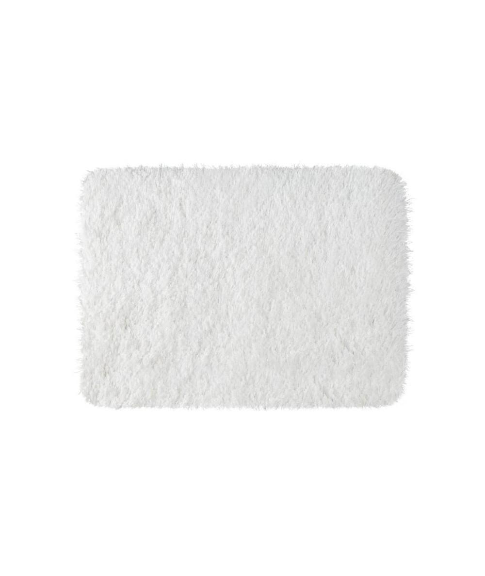 Dywanik futrzany Celia 50x70 biały