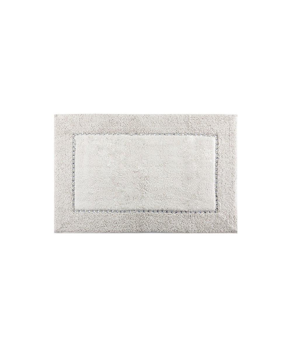 Dywanik bawełna z kryształkami Chic 75x150 beżowy