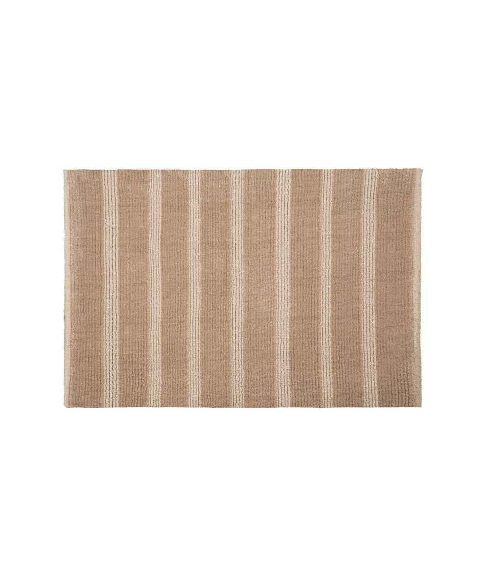 Dywanik z bawełną Laris 50x70 beżowy