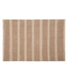 Dywanik z bawełną Laris 60x90 beżowy