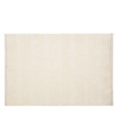 Dywanik z bawełną Laris 60x90 kremowy