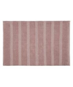 Dywanik z bawełną Laris 50x70 różowy