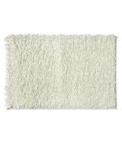 Dywanik z frędzlami Shaggy 50x70 biały