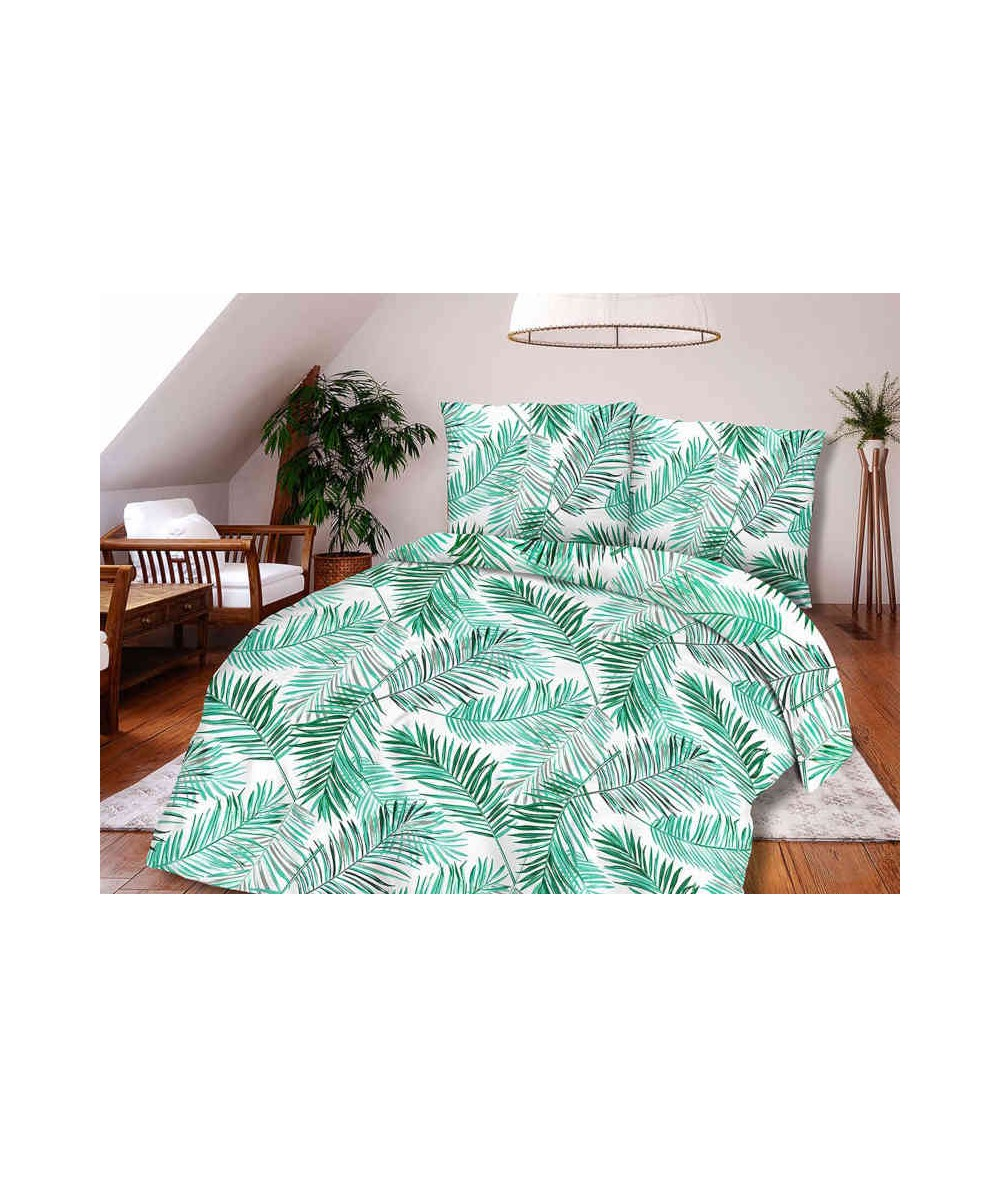 Pościel bawełna CottonLove 200x220 + 2x70x80 z zamkiem 71440