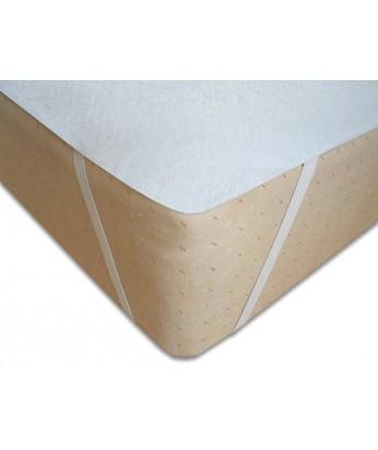 Nieprzemakalny ochraniacz na materac z membraną wodoodporną DARYMEX