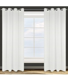 Firana Adel 140x250 biała