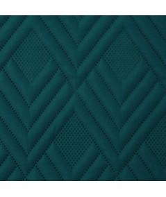 Narzuta mikrofibra Alara 1 230x260 ciemnoturkusowa