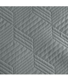 Narzuta mikrofibra Boni 2 220x240 grafitowa