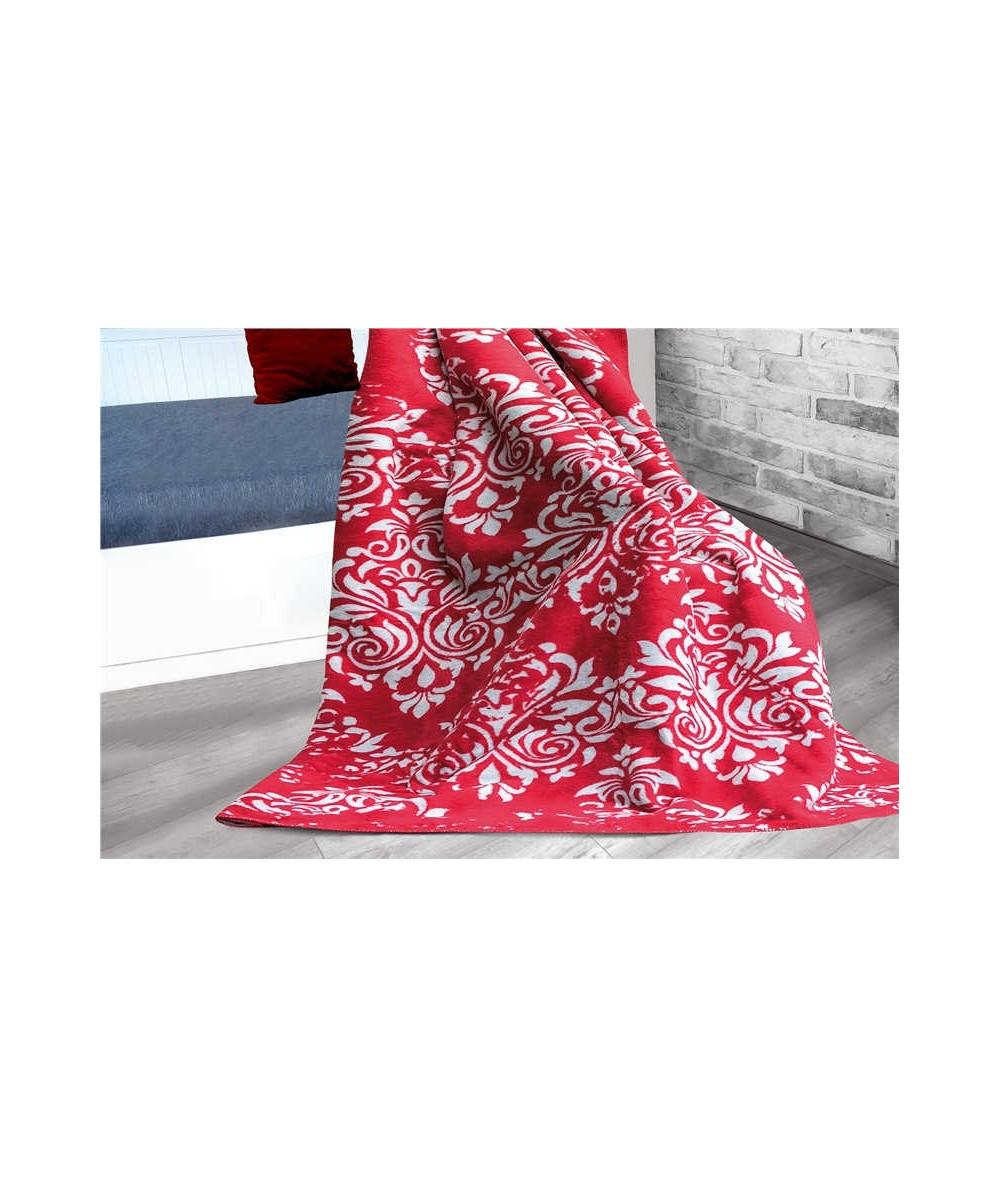 Polski koc bawełniany Glamour 150x200 Elegant GRENO