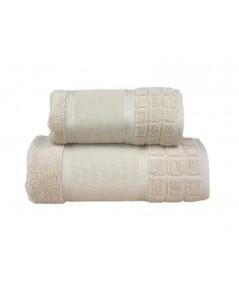 Ręcznik Special mikrobawełna 30x50 Beż GRENO