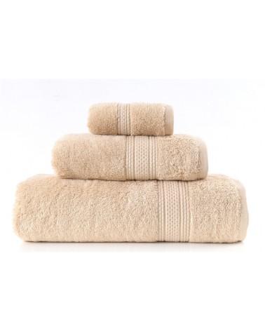 Ręcznik Egyptian Cotton bawełna egipska 30x50 beżowy