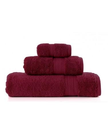 Ręcznik Egyptian Cotton bawełna egipska 30x50 bordowy