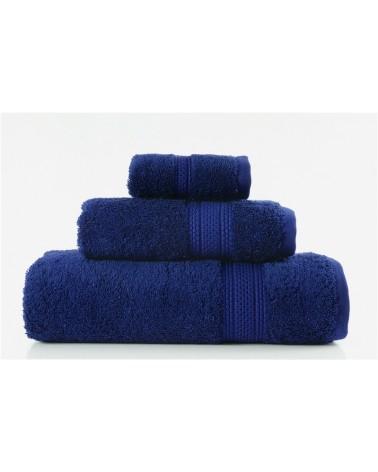 Ręcznik Egyptian Cotton bawełna egipska 30x50 navy blue