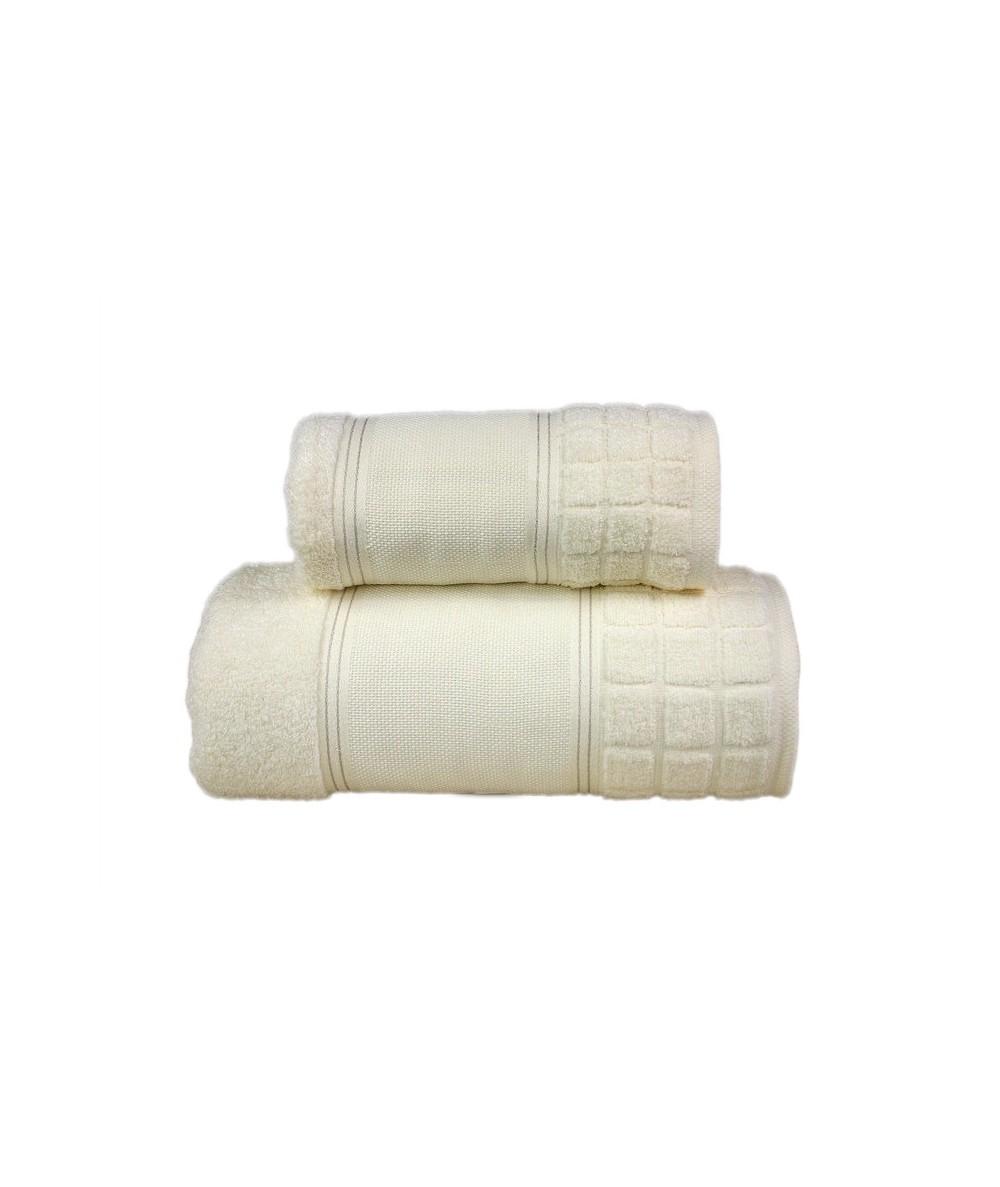 Ręcznik Special mikrobawełna 100x150 Kremowy GRENO