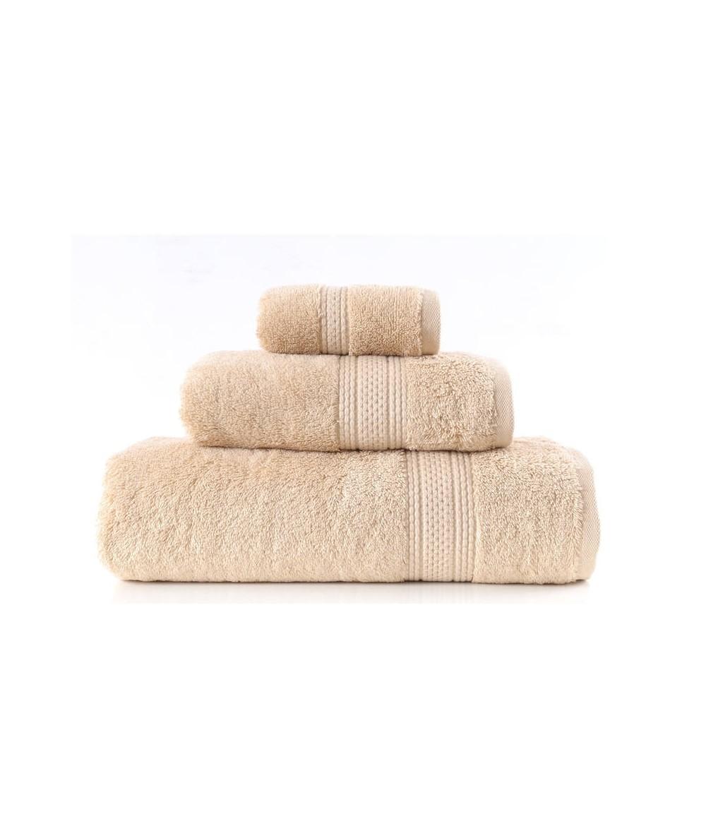 Ręcznik Egyptian Cotton bawełna egipska 50x90 Beż GRENO