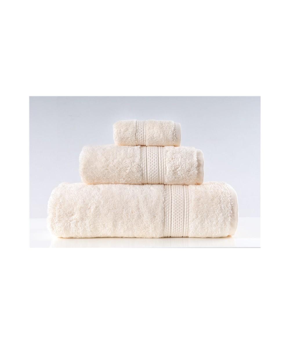 Ręcznik Egyptian Cotton bawełna egipska 50x90 Kremowy GRENO