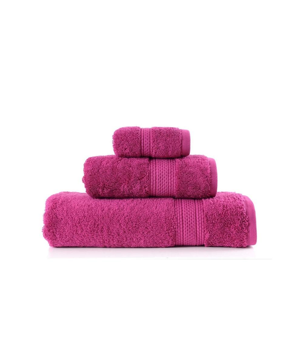 Ręcznik Egyptian Cotton bawełna egipska 70x140 Fuksja GRENO