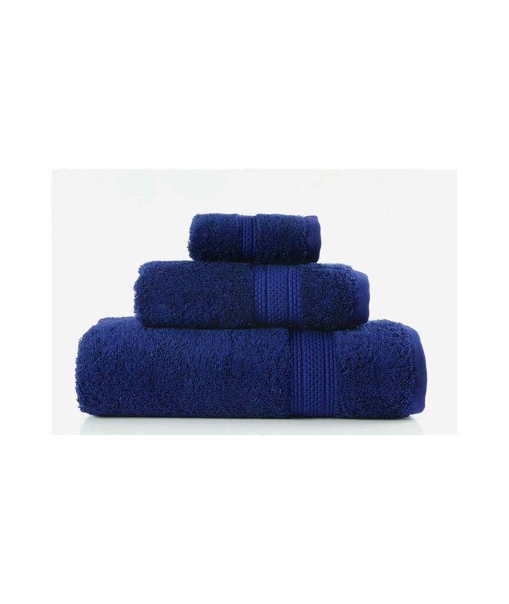 Ręcznik Egyptian Cotton bawełna egipska 70x140 Navy Blue GRENO