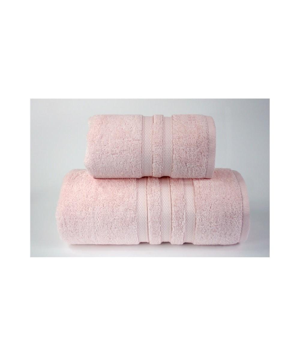 Ręcznik Silk Touch bawełna 50x90 Różany GRENO