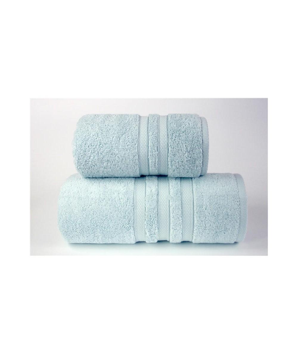 Ręcznik Silk Touch bawełna 70x140 Morski GRENO