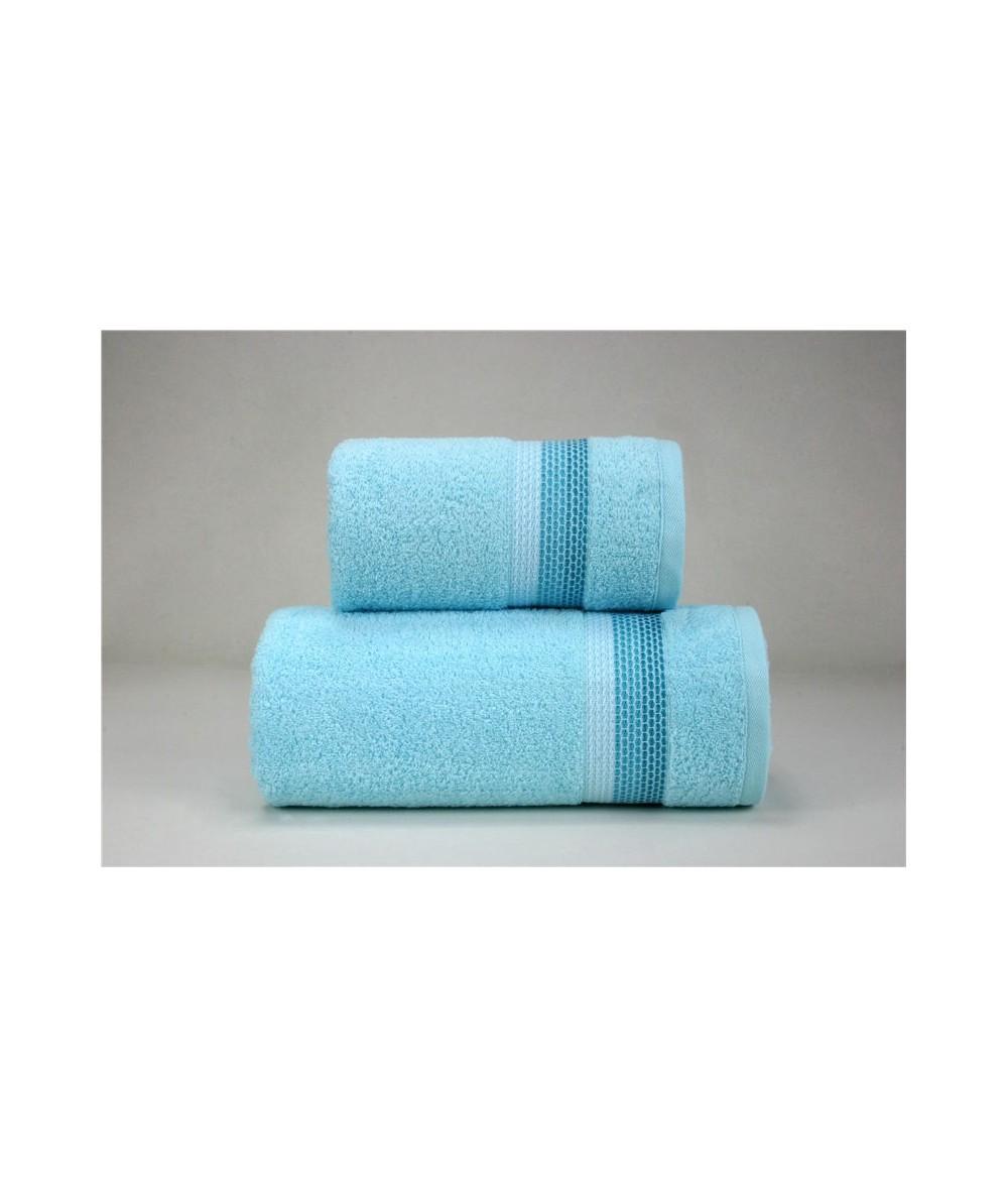 Ręcznik Ombre bawełna 50x90 Aqua GRENO