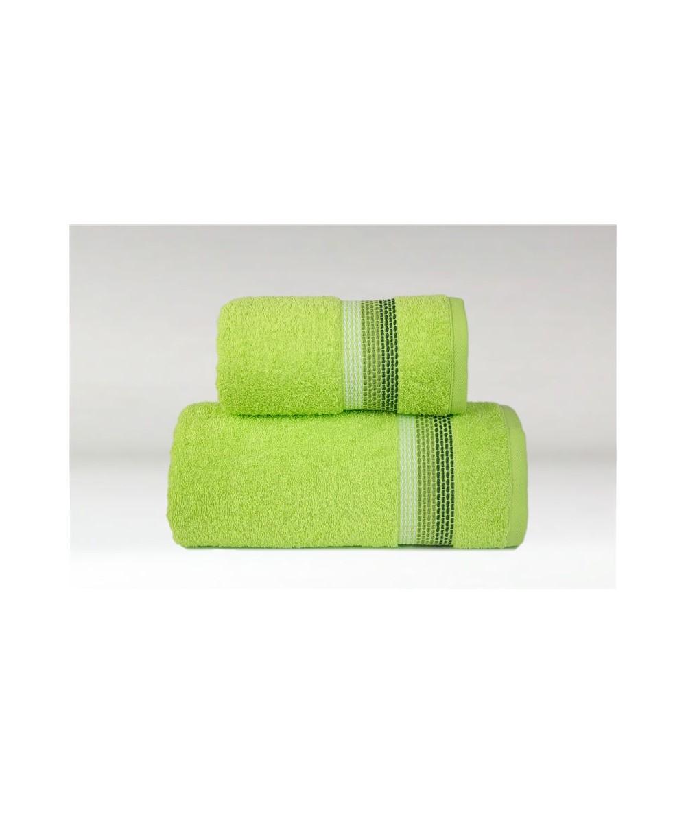 Ręcznik Ombre bawełna 50x90 Pistacja GRENO